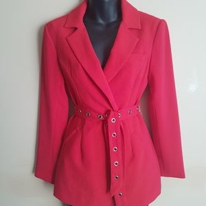 ❤Guess❤Gorgeous Red Jacket